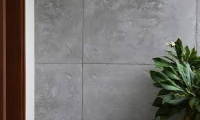 distressed concrete finish wall panels