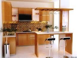 Kitchen Set Dan Mini Bar Minimalis
