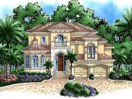 Plan H    Find Unique House Plans  Home Plans and Floor    Mediterranean House Plan  H