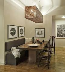 Dining Room Tables With A Bench Cool Decorating Design