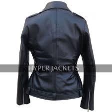 negan the walking dead jeffrey dean morgan black leather jacket