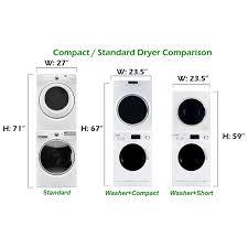 equator washer dryer. Exellent Equator Equator Stackable Washer Dryer Set EW 820  ED 850 V In C