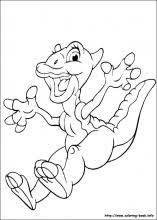 Small Picture The Land Before Time coloring pages on Coloring Bookinfo