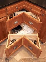 Corner Kitchen Cabinet Solutions Kitchen Cabinet Archives Outofhome