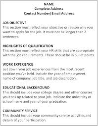 Interpersonal Skills Resume Examples Resume Communication Skills