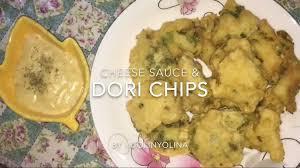 Resep udang goreng tepung renyah. Dori Chips Cheese Sauce Ikan Dori Goreng Tepung Dan Saus Keju Dimanaja Com