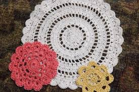 Crochet Doily Patterns Beauteous Free Crochet Doily Patterns