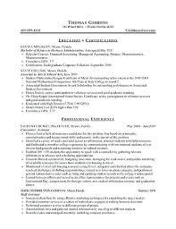 Student Internship Resume Sample Resume Examples Internship Download ...