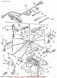 Famous yamaha moto 4 wiring diagram collection electrical and