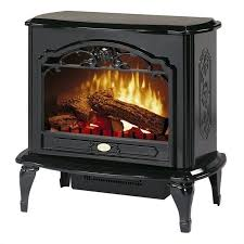 dimplex symphony stoves celeste electric fireplace stove heater in black tds8515tb
