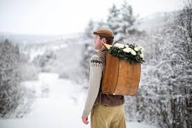 Joanne Fleming Design | BlogSnowy Winter Wedding Inspiration Shoot ...