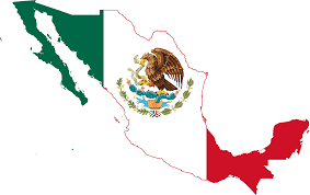 Mexico Flag Map.svg - Wikimedia Commons