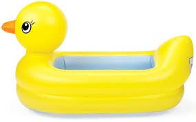 Munchkin White Hot Inflatable Safety Tub - Toys