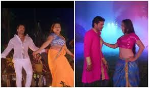 bhojpuri actors khesari lal yadav and