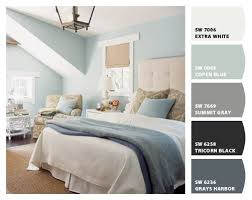 Bedroom colors sherwin williams