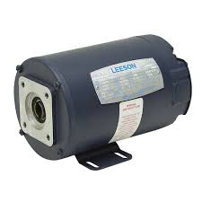 surplus center 1 2 hp 1725 rpm 115 208 230 vac leeson motor n42c17nb8a