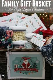 create memories with this meaningful gift basket the night before gift basket will be