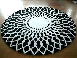 large black and white rug wool round area rugs luxury prayer carpet modern big lots pr large black rug