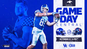 Cats Face Ole Miss In 2020 Home Opener University Of Kentucky Athletics
