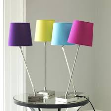 table lamps  top  modern bedside table lamps  yellow table