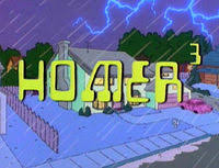 Season 29 News Promotional Images For U201cTreehouse Of Horror XXVIII Treehouse Of Horror 3d
