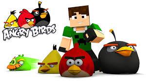 ANGRY BIRDS - O FILME (Minecraft) - YouTube