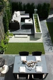 terrace design garden furniture rattan