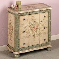 Painted Furniture Marissa Floral Storage Chest Storage Paint Furniture And Hand