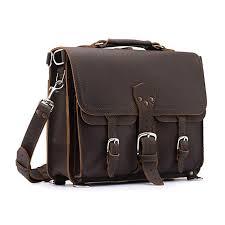 saddleback leather co leather briefcase