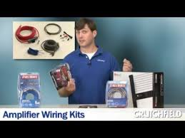 car amplifier wiring kits overview crutchfield video car amplifier wiring kits overview crutchfield video