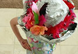 Paper Flower Hats Amazing And Easy Paper Craft Ideas For Kids