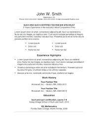 Resume Outlines Amazing Resume Outlines Resume Outline Resume Outline Template Free For