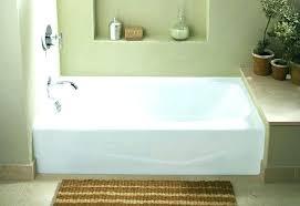 alcove bathtub acrylic vs cast iron tub ideas incredible roll top 1 x pedestal how alcove alcove bathtub