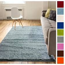 light blue rug solid retro modern light blue 2 x runner area rug plain