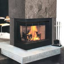 Deluxe Sparrm Sided Wood Fireplace Gas Wood I Stoke Fireplace Double Sided Electric Fireplace