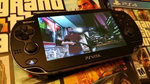 GTA 5 Remote Play PS4 PS Vita First Person 1080p HD