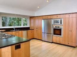 Bamboo Cabinets Kitchen Kitchen Kitchen White Bamboo Kitchen Cabinets With Black