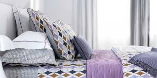 nwt yves delorme gabriel duvet cover set with two standard shams queen or king