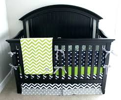 decoration mint green and gray nursery bedding grey crib zoom navy blue white boy lime