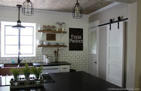 farmhouse kitchen lighting. diy farmhouse kitchen makeover lighting y