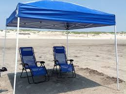 canopy tent beach