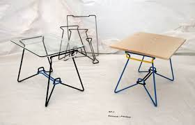 wire furniture. tension assebled bentwire furniture pinterest wire chair tables and lights