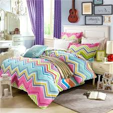 cotton king size duvet cover twin full queen size cotton pink white lavender yellow green blue chevron bedding sets duvet cover sets full queen without