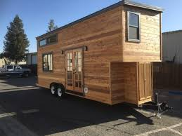 Small Picture California Tiny House Builder Creates Wooden Beauty on 24ft