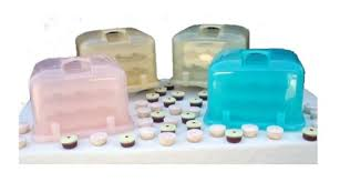 36 Cupcake Carrier Best Amazon Cupcake Courier 60Cupcake Plastic Storage Container