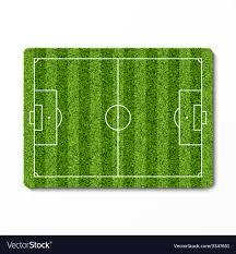 green grass soccer field. Brilliant Field Green Grass Soccer Field Vector Image For Grass Soccer Field E
