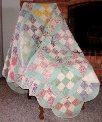 Hanna's Quilt: a Free Pattern from the 30s Era & Hanna Balster's Quilt Adamdwight.com