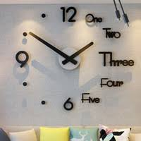 Watch Decor Online Shopping | Decor Quartz Wall Clocks Watch for ...