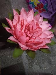 Paper Lotus Flower Products Services Paper Lotus Flower Mahila E Haat