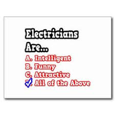 Electrical Humor on Pinterest | Electrician Humor, Funny and Yeti ... via Relatably.com